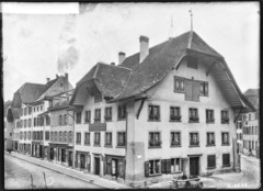 CH-NB - Aarau, Saxer-Haus, vue partielle - Collection Max van Berchem - EAD-7063.tif