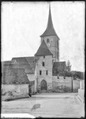 CH-NB - Muttenz, Wehrkirche St. Arbogast, vue partielle - Collection Max van Berchem - EAD-6963.tif