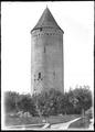 CH-NB - Romont (FR), Tour, vue partielle - Collection Max van Berchem - EAD-8768.tif