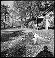 CH-NB - USA, Lumberton-NC- Haus - Annemarie Schwarzenbach - SLA-Schwarzenbach-A-5-10-132.jpg