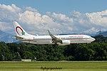 CN-RGG Boeing B737-86N-W B738 - RAM (27642223794).jpg