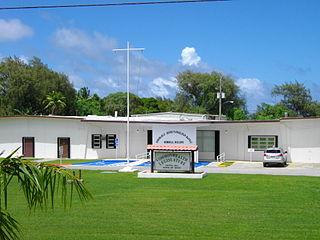 Capitol Hill, Saipan Settlement in Northern Mariana Islands