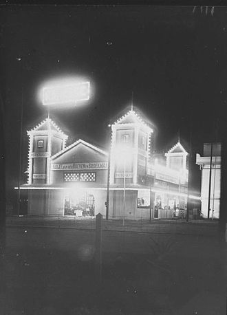 Colonial Exhibition of Semarang -