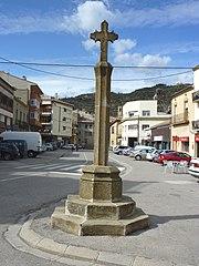 Creu de Sant Ramon de Torà