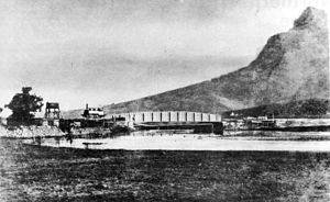 1859 in South Africa - Cape Town Railway & Dock 0-4-0T