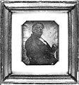 C Dihm - Karl Friedrich Ludwig Freiherr von Schiller - Daguerreotypie 1845 (PhS084).jpg