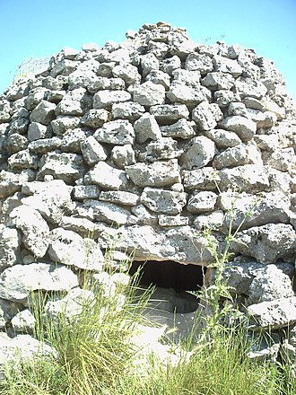 Paridera - Image: Cabaña de pastor