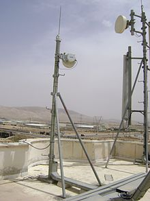 Microwave backhaul, Point to point, point to multipoint