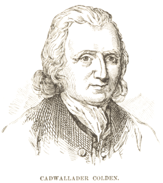Stamp Act Congress - New York's Acting Governor Cadwallader Colden thought the Congress was unauthorized and illegal.