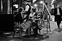 Le Caf Ef Bf Bds Rue De La R Ef Bf Bdpublique Lyon