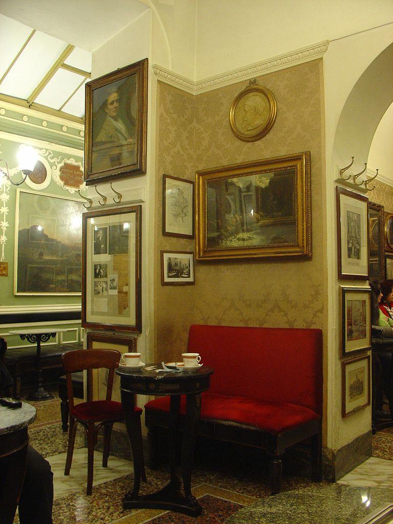 Caffe Greco Roma Pistachio Ricotta Cake
