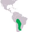 Caiman yacare Distribution.png