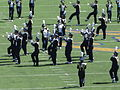 Cal Band performing at UC Davis at Cal 2010-09-04 5.JPG