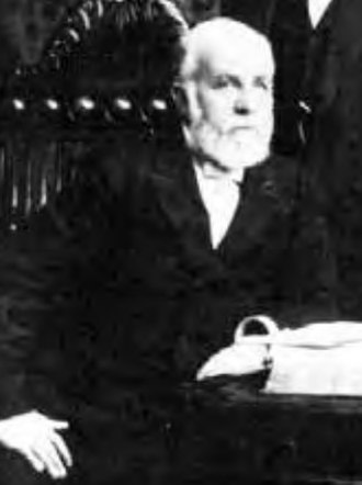 William H. Beatty - Image: California Supreme Court 1890 Chief Justice William H. Beatty