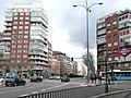 Calle de Francisco Silvela - Metro de Madrid - Diego de León 02 (cropped).jpg