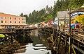 Calle histórica Creek, Ketchikan, Alaska, Estados Unidos, 2017-08-16, DD 51.jpg