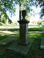 Calvörde, Calvörder Friedhof, Stele 2011.JPG