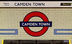 Camden Town tube station MMB 01.jpg