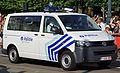 Camionnette Volkswagen Transporter de la zone de police Turnhout (Police locale).JPG