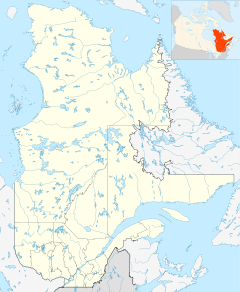 Mont-Sainte-Anne is located in Quebec