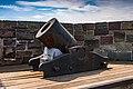 Cannon Signal Hill St John Harbour Newfoundland (41321660542).jpg