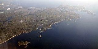 Cape Ann Region of Massachusetts in the United States