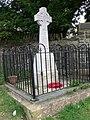 Capel Curig War Memorial - geograph.org.uk - 1836636.jpg