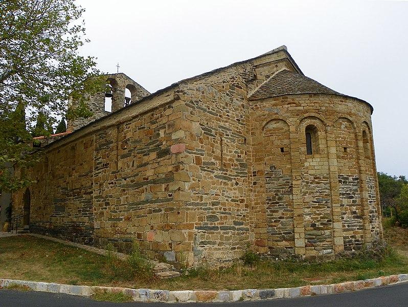 Capella de la Trinitat de Bellpuig, Prunet i Bellpuig, Rosselló