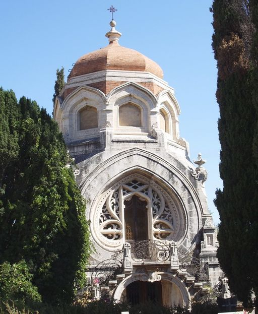 Cappella del Cimitero Talamone