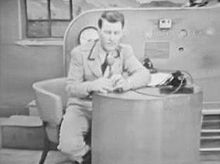 Captain Video 1950 DuMont Television Network.JPG