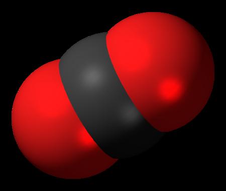 ثنائي أكسيد الكربون