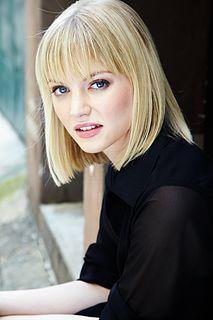 Cariba Heine Australian actress