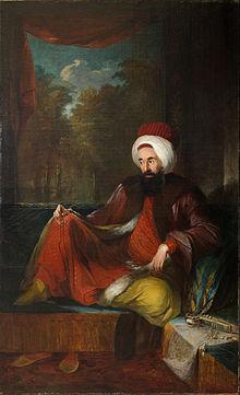 Carl Frederik von Breda - Yusuf Agah Efendi - Google Art Project.jpg