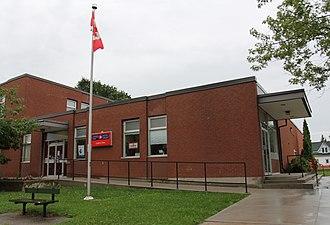 Carleton Place - Image: Carleton Place ON Post Office