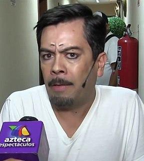 Carlos Espejel Mexican actor