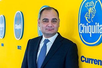 Chiquita Brands International - Carlos López Flores, President Chiquita