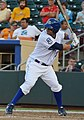 Carlos Peña batting for Omaha in 2013 (2).jpg