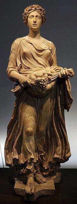 Carpo-hora, I secolo dc, (Uffizi) 02