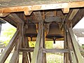 Carwitz Kirche Glockenstuhl 2010-10-30 099.JPG