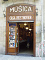 Casa Beethoven Barcelona Catalonia.JPG