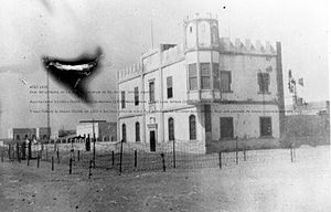 La Güera - Residence of the Spanish Governor in La Güera, 1935