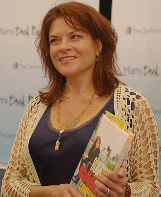 Rosanne Cash - Rosanne Cash during the presentation of her book at the Miami Book Fair International 2011