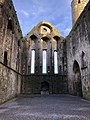 Cashel Cathedral, Rock of Cashel, Caiseal, Éire (45867563124).jpg