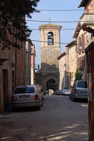 Castelleone (Deruta) - Image: Castelleone 02
