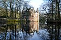 Castle Biljoen Velp and its reflection in the pond at 2 Januari 2013 in the morning sun - panoramio.jpg