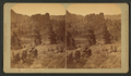 Castle Rock, Trout Creek, by Thurlow, J., 1831-1878.png