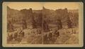 Castle Rock, Trout Creek, by Thurlow, J., 1831-1878.png