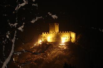 Mel, Veneto - Castle of Zumelle