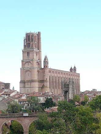 Roman Catholic Archdiocese of Albi - Albi Cathedral