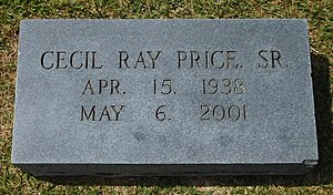 Cecil Price